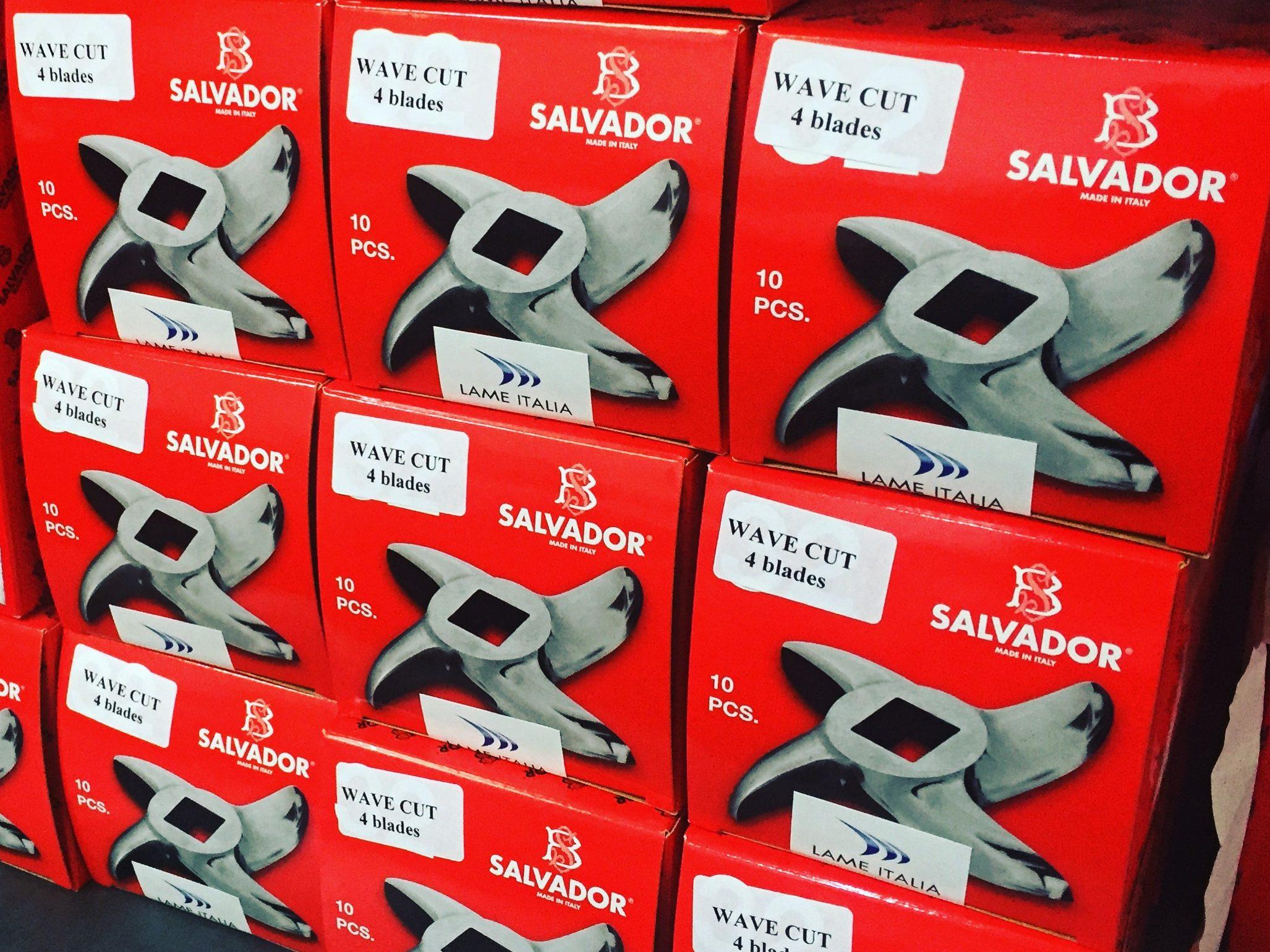 ... mincer knives Enterprise system Salvador Separator plates Salvador 50ff621e43a